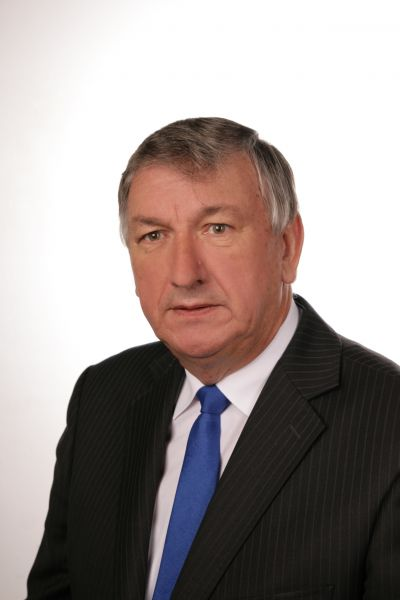 Antoni Tomas - Przewodniczący Rady Gminy Godów