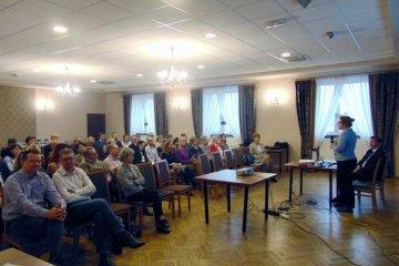 Spotkanie samorządowców z przedstawicielami Wydziału Nadzoru Prawnego Śląskiego Urzędu Wojewódzkiego w Katowicach