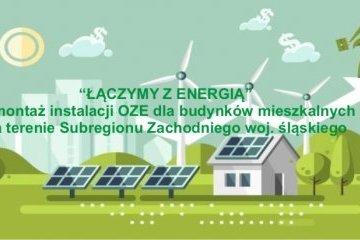 """Zmiana organizacji pracy biura projektu """"Łączymy z energią"""""""