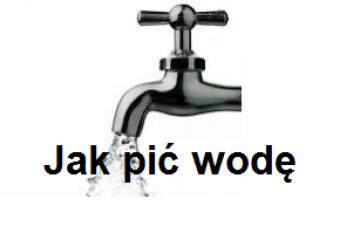 Zalecenia dotyczące korzystania z wody zdatnej do spożycia w miejscach publicznych