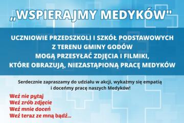 """Akcja """"Wspierajmy Medyków"""""""
